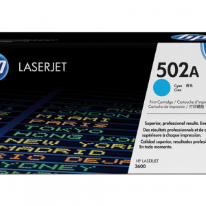 Q6471A - HP Toner Cartridge 502A Cyaan 4.000vel