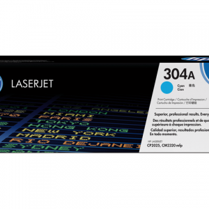 CC531A - HP Toner Cartridge 304A Cyaan 2.800vel