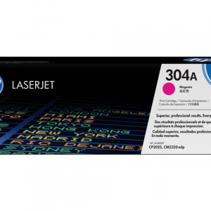 CC533A - HP Toner Cartridge 304A Magenta 2.800vel