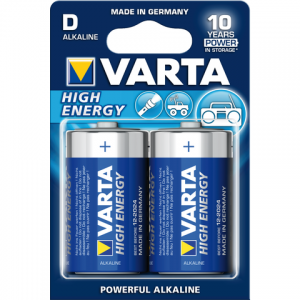 4008496559237 - Varta Batterij High Energy Alkaline