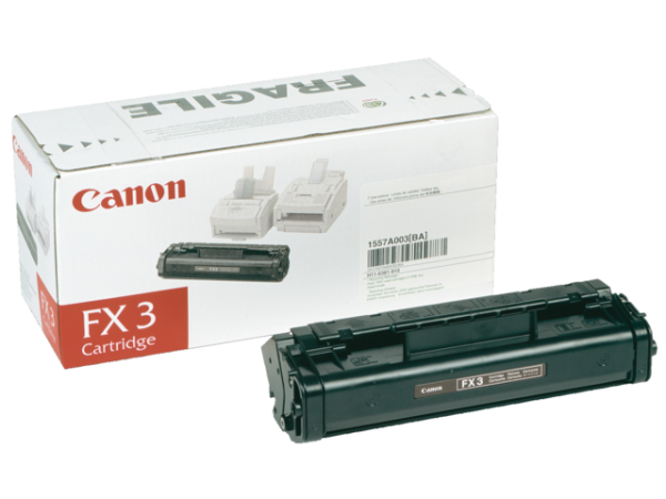 1557A003 - CANON Toner Cartridge FX-3 Black 2.700vel