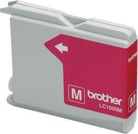 LC-1000M - Brother Inkt Cartridge Magenta 6,5ml 1st