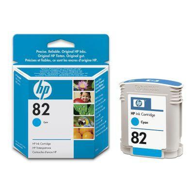C4911A - HP Inkt Cartridge 82 Cyaan 69ml