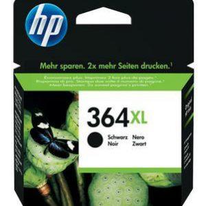 CN684EE - HP Inkt Cartridge 364XL Black 18ml