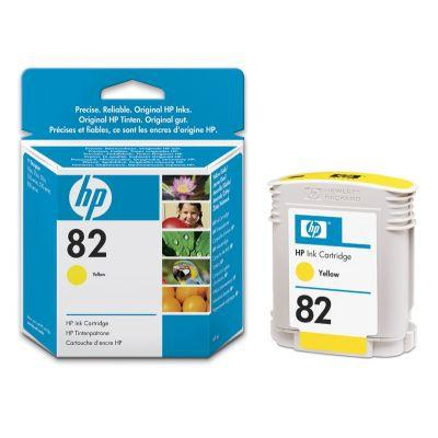 C4913A - HP Inkt Cartridge 82 Yellow 69ml