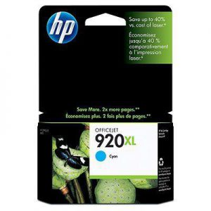 CD972AE - HP Inkt Cartridge 920XL Cyaan 6ml
