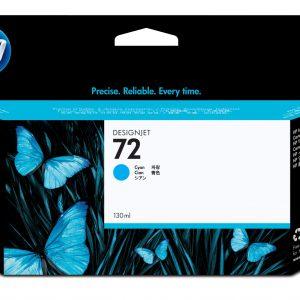 C9371A - HP Inkt Cartridge 72 Cyaan 130ml