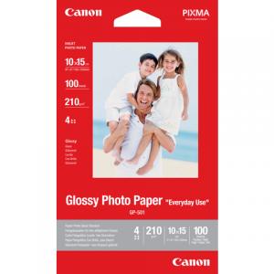 0775B003 - CANON Fotopapier 10x15cm Gloss GP-501 100vel