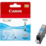 2934B001 - CANON Inkt Cartridge CLI-521C Cyaan 9ml 1st