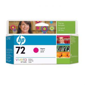 C9372A - HP Inkt Cartridge 72 Magenta 130ml