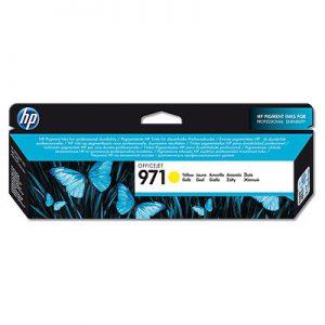 CN624AE - HP Inkt Cartridge 971 Yellow 2.500vel