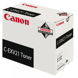 0452B002 - CANON Toner Cartridge C-EXV21 Black 26.000vel