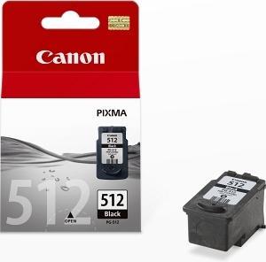 2969B001 - CANON Inkt Cartridge PG-512 Black 15ml