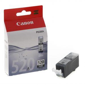 2932B001 - CANON Inkt Cartridge PGI-520BK Black 19ml