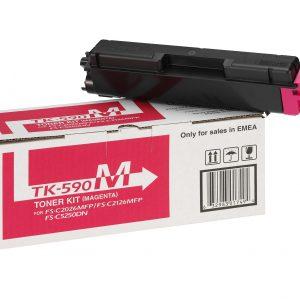1T02KVBNL0 - Kyocera Toner Cartridge Magenta 5.000vel 1st