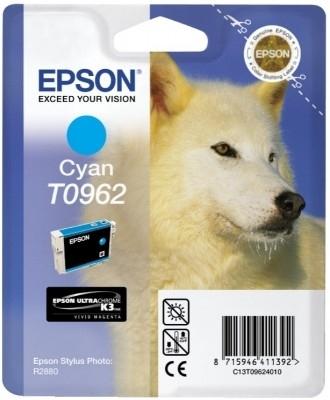 C13T09624010 - EPSON Inkt Cartridge T096 Cyaan 11,4ml 1st