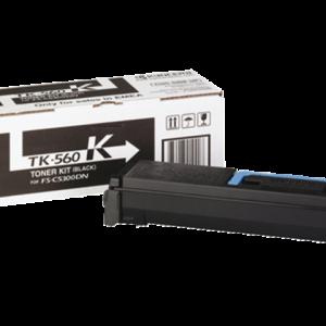 1T02HN0EU0 - Kyocera Toner Cartridge TK-560 Black 12.000vel 1st