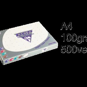 1821 - Clairfontaine Kopieerpapier A4 100g/m² Wit CIE170 500vel