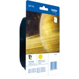 LC-1100Y - Brother Inkt Cartridge Yellow 7,5ml 1st