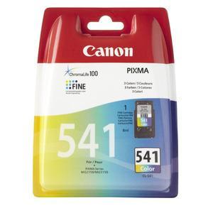 5227B005 - CANON Inkt Cartridge CL-541 Cyaan & Magenta & Yellow 8ml