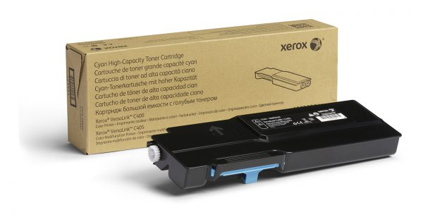106R03518 - Xerox Toner Cartridge Cyaan 4.800vel 1st