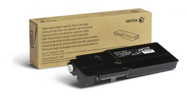 106R03528 - Xerox Toner Cartridge Black 10.500vel 1st