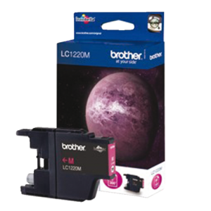 LC-1220M - Brother Inkt Cartridge Magenta 4,8ml 1st