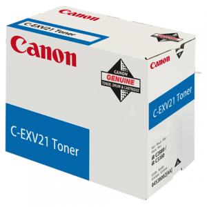 0453B002 - CANON Toner Cartridge C-EXV21 Cyaan 14.000vel