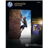 Q8696A - HP Fotopapier Advanced 13x18cm 250g/m² Gloss 25vel