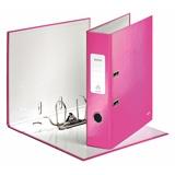 10050023 - LEITZ/ESSELTE Ordner 2-Rings WOW 1005 80mm Roze A4