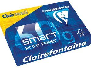 1929 - Clairfontaine Kopieerpapier A4 60g/m² Wit CIE170 500vel