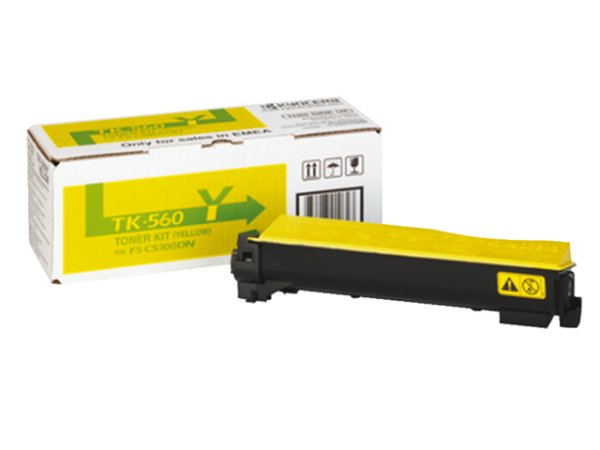 1T02HNAEU0 - Kyocera Toner Cartridge Yellow 10.000vel 1st