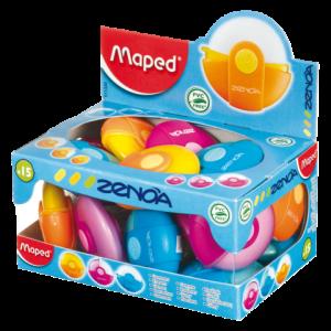 M511320 - MAPED Gum Zenoa Draaibaar Diverse Kleuren 1st