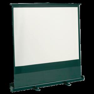 1901955 - NOBO Projectorscherm 90x120cm Mat Wit