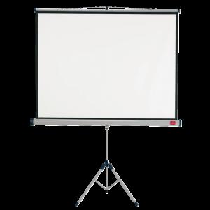 1902395 - NOBO Projectorscherm 150x114cm Blauw/Grijs