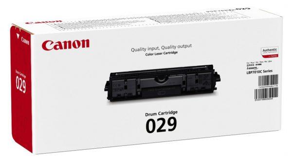 4371B002 - CANON Drum 029 Black 7.000vel 1st