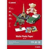 7981A005AA - CANON Fotopapier A4 170g//m² Matt 50vel