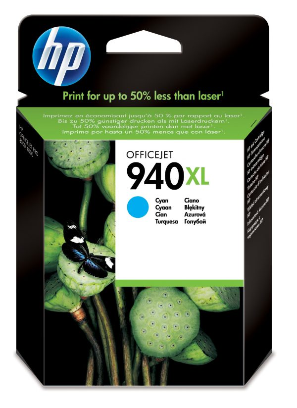 C4907AE - HP 940XL Cyaan 16ml