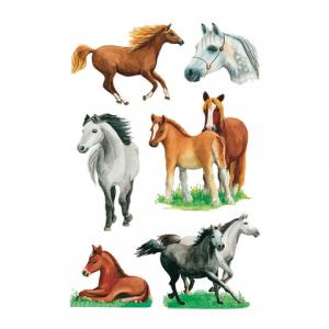 3553 - HERMA Speciaal Etiket Paarden no:3553 1 Pak
