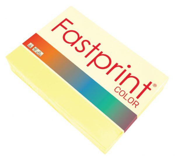 88164367 - FASTPRINT Kopieerpapier A4 80g/m² Geel 500vel