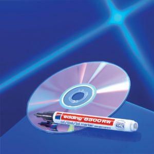 3967001 - EDDING CD/DVD Marker 8500 1mm