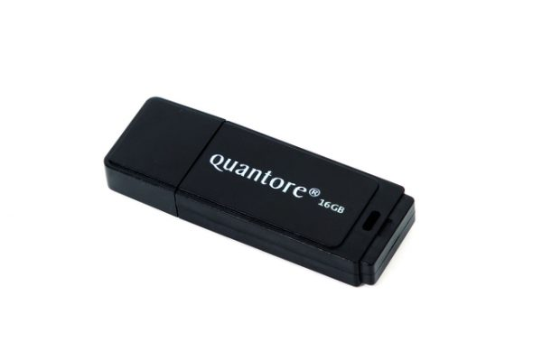 435642 - Quantore USB-Stick Flash Drive 16GB New