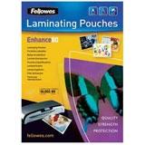 53062 - FELLOWES Lamineerhoes 80mcr Premium A3 Glashelder 100vel