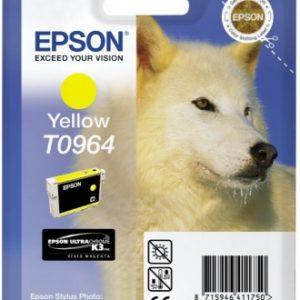 C13T09644010 - EPSON T0964 Yellow 11,4ml