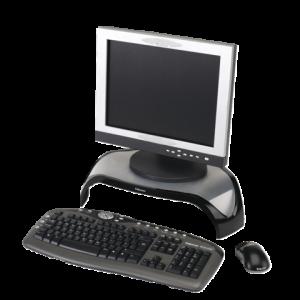 8020101 - FELLOWES Monitorplateau Zwart