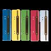 37100099 - LEITZ Snelhechtstrips 2/4-Rings 3710 Diverse Kleuren