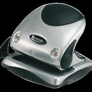 2100743 - REXEL Perforator P225 Zwart/Zilver 1st