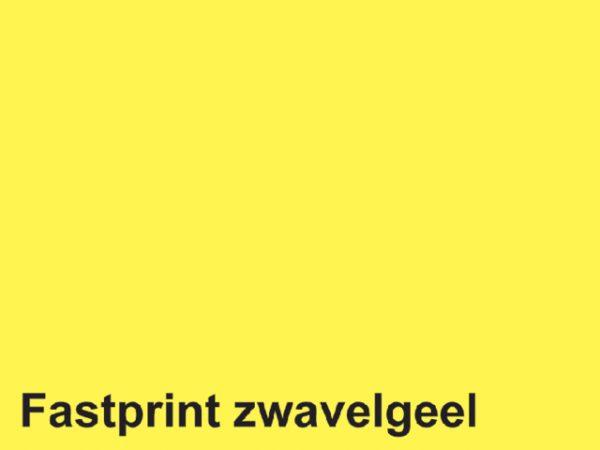 88164400 - FASTPRINT Kopieerpapier A4 80g/m² Zwavelgeel 500vel