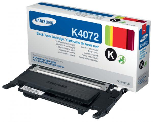 CLT-K4072S/ELS - SAMSUNG Toner Black 1.500vel 1st