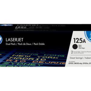 CB540AD - HP Toner Cartridge 125A Black 2.200vel 2st